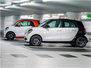 Предпросмотр smart fortwo & forfour 2015
