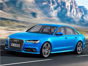В России стартовал прием заказов на автомобили обновленного семейства Audi A6