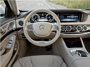 Mercedes-Benz S350 BlueTec 4MATIC 2014 салон