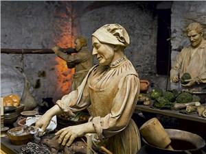 Шотландцы любят исторические инсталляции