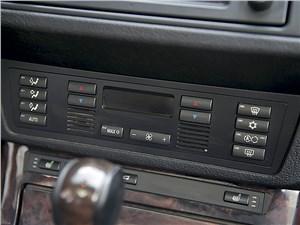 BMW X5 2004 управление климатом