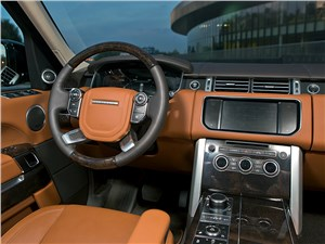 Предпросмотр range rover lwb 2014 салон