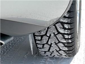 Зимние шины Yokohama iceGUARD Stud iG55 по снегу и льду