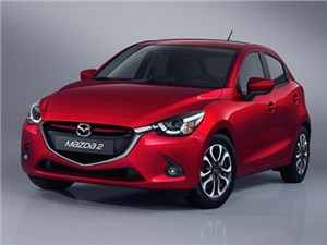 Европейская версия Mazda2 дебютирует 16 октября