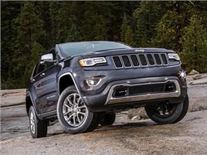 Jeep Grand Cherokee на российском рынке получит два новых двигателя