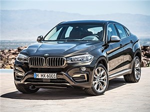 Премьера обновленных BMW X5 и X6 состоится в ноябре в Лос-Анджелесе