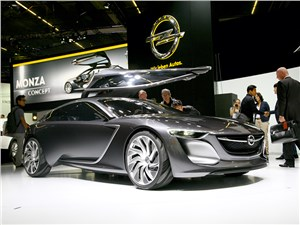 Opel Monza концепт