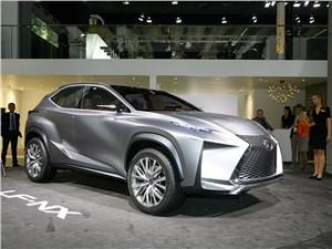 Lexus LF-NX концепт