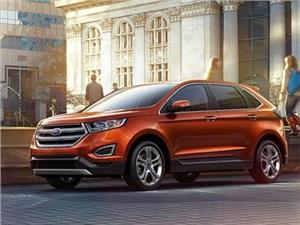 Новость про Ford Edge - Ford Edge 2015