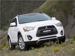Mitsubishi предложит российским покупателям специальную версию кроссовера ASX