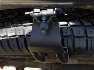 UAZ Pickup 2014 запасное колесо