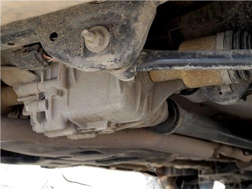 Предпросмотр jeep renegade 2014 задняя подвеска