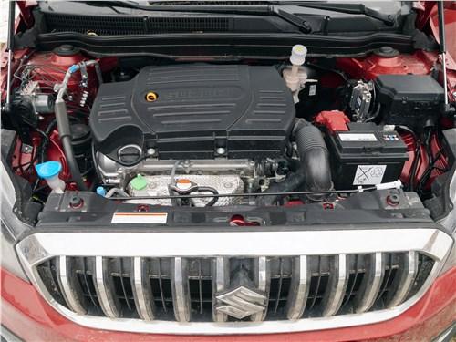 Предпросмотр suzuki sx4 2016 двигатель