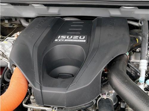 Isuzu D-Max 2016 двигатель