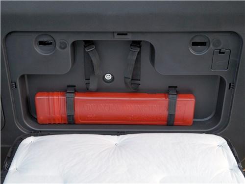 Предпросмотр haval h9 2017 багажное отделение
