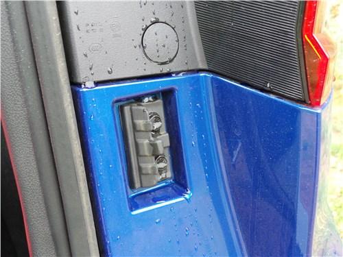 Haval F7 2019 пятая дверь