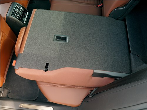 Предпросмотр volkswagen passat 2015 задний диван