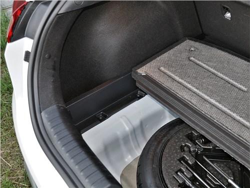 Kia XCeed 2020 багажное отделение