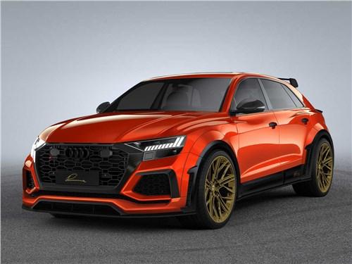 Lumma Design | Audi RS Q8 вид спереди