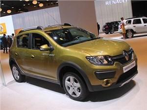 Новость про Renault Sandero - Renault Sandero Stepway 2015