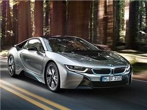 Новость про BMW i8 - BMW i8 2014