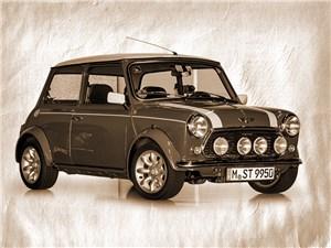 Mini Cooper выпускался и в раллийных версиях