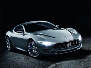 Концепт Maserati Alfieri получит серийное воплощение