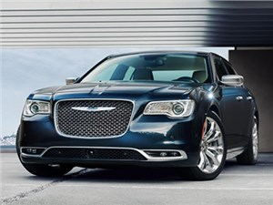 В США показали обновленный Chrysler 300