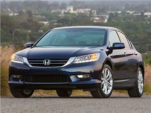 Седан Honda Accord покидает Европу