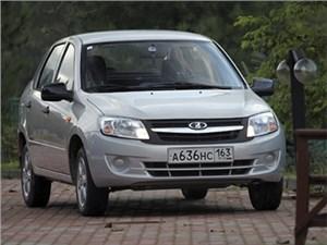 Новость про Lada Granta - Седан Lada Granta не будет выпускаться с автоматической коробкой передач