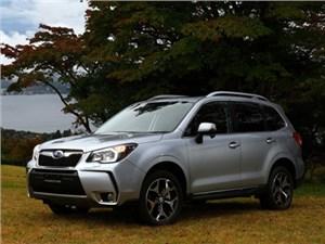 Subaru Forester нового модельного года появится на европейском рынке уже в апреле