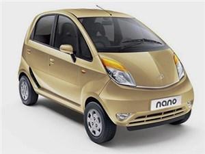 Новость про Tata Nano - Tata Nano