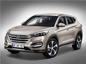 Hyundai рассекретил Tucson накануне премьеры
