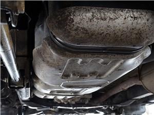 Chevrolet Trailblazer 2012 70-литровый топливный бак