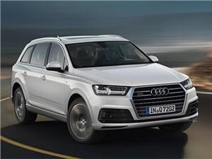 Новость про Audi Q7 - Audi Q7 2016