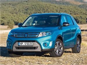В Европе стартовали продажи кроссовера Suzuki Vitara