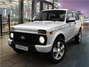 Lada 4x4 в марте стала самым популярным кроссовером на российском рынке