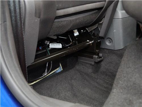 Ford EcoSport 2013 техническая «начинка»
