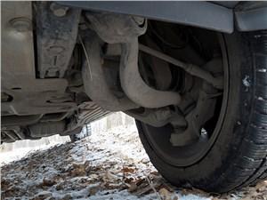 Range Rover LWB 2014 рычаги передней подвески