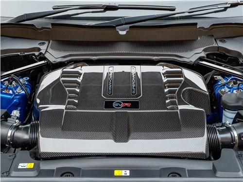 Land Rover Range Rover Sport SVR 2018 двигатель