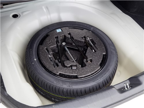Kia Cerato 2019 запаска