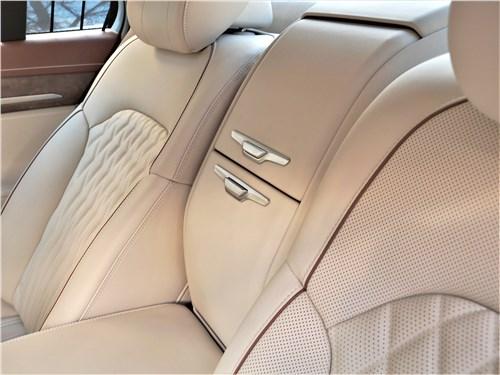 Hyundai Genesis G90 2019 задний диван