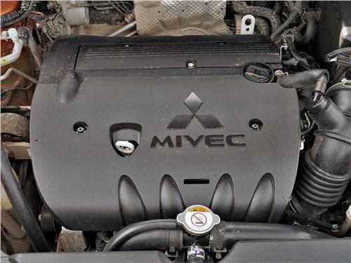 Предпросмотр mitsubishi asx 2020 моторный отсек