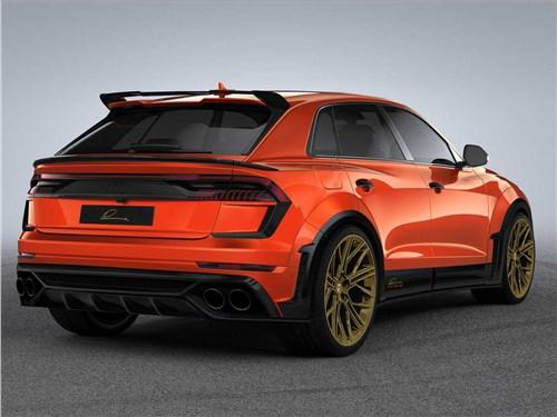 Lumma Design | Audi RS Q8 вид сзади