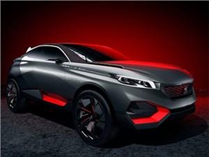Новое поколение Peugeot 3008 появится в 2016 году