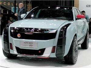 Концептуальный «паркетник» Qoros 2 SUV PHEV дебютировал в Шанхае