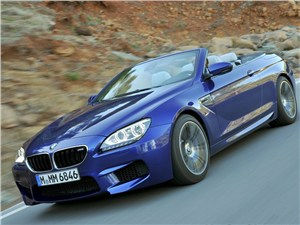 BMW M6 (кабриолет)