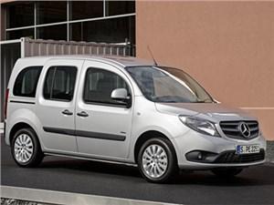 Новость про Mercedes-Benz Citan - Mercedes-Benz Citan