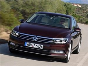 Самый экологичный Volkswagen Passat уже доступен для заказа