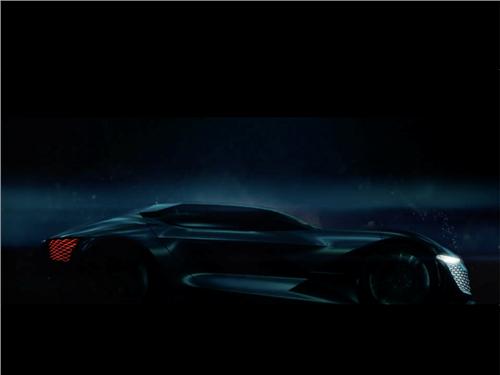 DS готовит концепт «электромобиля 2035 года»